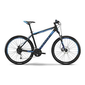 "Велосипед горный Haibike Edition 7.40 27.5"" черно-синий рама - 45"