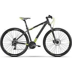 """Велосипед горный Haibike Big Curve SL 29"""" серо-черный рама - 44"""