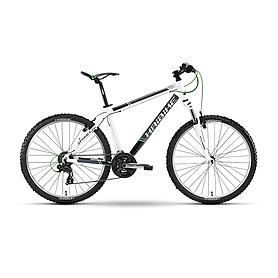 """Велосипед горный Haibike Springs SL 26"""" бело-серый рама - 50"""
