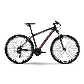 "Велосипед горный Haibike Edition 7.10 27.5"" черный рама - 40"