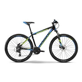"""Велосипед горный Haibike Edition 7.20 27.5"""" черно-голубой рама - 45"""