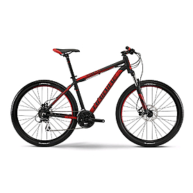 """Велосипед горный Haibike Edition 7.30 27.5"""" черно-красный рама - 45"""