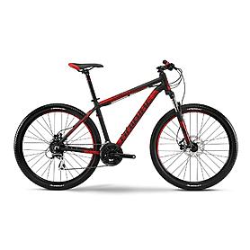 """Велосипед горный Haibike Edition 7.30 27.5"""" черно-красный рама - 50"""