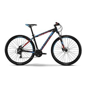 """Велосипед горный Haibike Big Curve 9.20 29"""" черно-голубой рама - 50"""