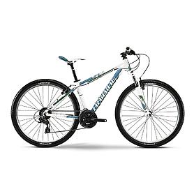 "Велосипед горный Haibike Life 7.10 27.5"" бело-голубой рама - 40"