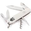 Нож Victorinox Spartan Ukraine 13603.7R1 белый - фото 2