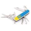 Нож Victorinox Climber Ukraine 13703.7R3 голубой - фото 2