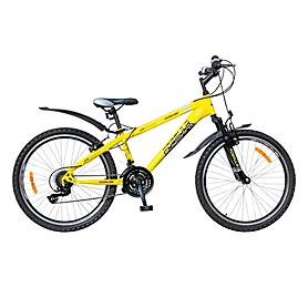 """Велосипед подростковый Formula Dakar 26"""" 2015 желтый рама - 15"""""""