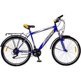 """Велосипед городской Formula Magnum AM 26"""" 2015 синий рама - 19"""""""