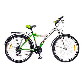 """Велосипед городской Formula Spider AM 26"""" 2015 бело-зеленый рама - 17"""""""