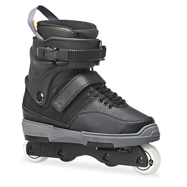 Коньки роликовые Rollerblade NJ5 2014 black