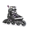 Коньки роликовые Rollerblade SIRIO COMP W 2015 black/purple - фото 1