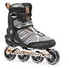 Коньки роликовые Rollerblade Sirio SK 82 2014 black/orange - фото 1