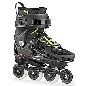 Коньки роликовые Rollerblade Twister 80 2015 black/grey