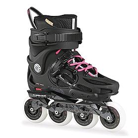 Фото 1 к товару Коньки роликовые Rollerblade Twister 80 W 2015 black/pink