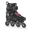 Коньки роликовые Rollerblade Twister 80 W 2015 black/pink - фото 1
