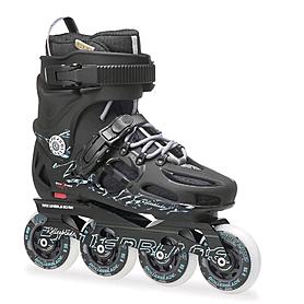 Фото 1 к товару Коньки роликовые Rollerblade Twister 80 W 2014 black/green