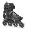 Коньки роликовые Rollerblade Twister 80 W 2014 black/green - фото 1