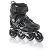 Коньки роликовые Rollerblade Twister 80 W 2013 black/violet - фото 1