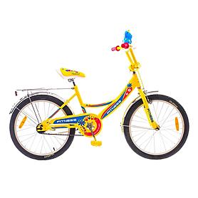 """Велосипед детский Formula Fitness 20"""" 2015 сине-желтый рама - 13"""""""