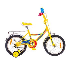 """Велосипед детский Formula Fitness 16"""" 2015 сине-желтый рама - 10"""""""