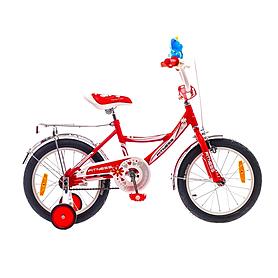"""Велосипед детский Formula Fitness 16"""" 2015 красный рама - 10"""""""
