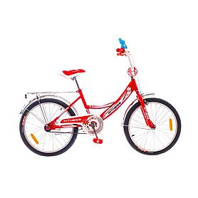 """Велосипед детский Formula Fitness 20"""" 2015 красный рама - 13"""""""
