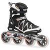 Коньки роликовые Rollerblade Igniter 100 W 2014 черно-розовые - фото 1