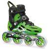Коньки роликовые Rollerblade Maxxum 100 2014 зелено-черные - фото 1