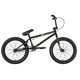 "Велосипед BMX Eastern Battery 20"" 2014 gloss black"