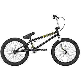 "Велосипед BMX Eastern Vulture 20"" 2014 gloss black"