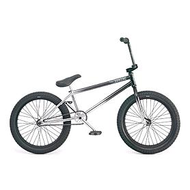 """Велосипед BMX WeThePeople Zodiac 20"""" 2015 black fade"""