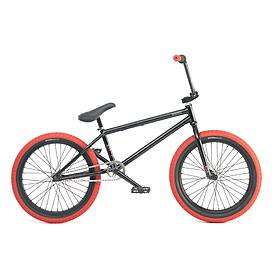"""Велосипед BMX WeThePeople Justice 20"""" 2015 black"""