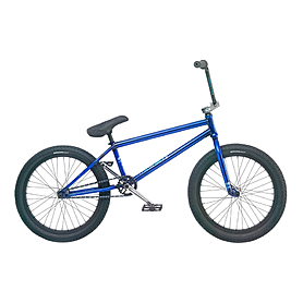 "Велосипед BMX WeThePeople Crysis 20"" 2015 translucent blue"