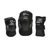 Защита для катания на роликах (комплект)  K2 Prime M Pad Set черная, размер - L - фото 1
