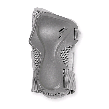 Защита для катания на роликах (запястье) Rollerblade Pro N Activa Wristguard серебристая, размер - L