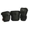 Защита для катания на роликах (комплект) К2 SK8 Hero Pro JR Pad Set черная, размер - XS - фото 1