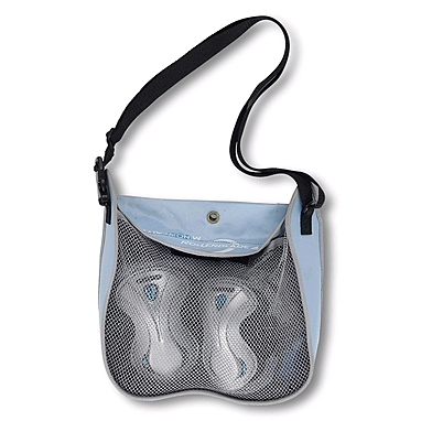 Защита для катания (комплект) Rollerblade Lux 3 Pack голубая, размер - L