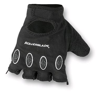 Перчатки защитные Race Rollerblade черные, размер - M