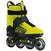 Коньки роликовые K2 II Capo 2013 черно-желтые - фото 1