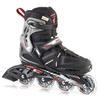 Коньки роликовые Rollerblade Spark Comp 2013 черно-красные - р. 45 - фото 1