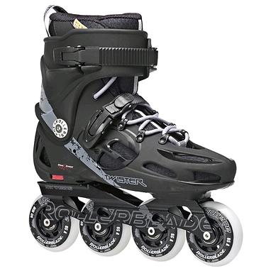Коньки роликовые Rollerblade Twister 80 2014 черные