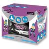 Коньки роликовые раздвижные Rollerblade Spitfire Cube G 2014 black/purple - р. 28-32 + набор защиты - фото 6