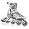 Коньки роликовые женские Rollerblade Spark Comp W 2013 серебристые - р. 38,5 - фото 1