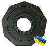 Диск олимпийский 5 кг Newt с хватами - 51 мм - фото 1