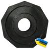 Диск олимпийский 2,5 кг Newt с хватами - 51 мм - фото 1
