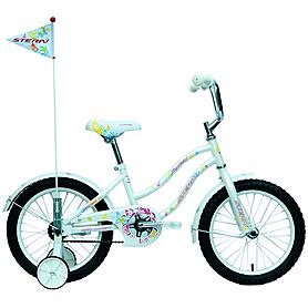"Велосипед детский Stern Fantasy 16"" 2015 белый"