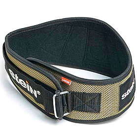 Фото 2 к товару Пояс тяжелоатлетический Stein Pro Lifting Belt BWN-2428, размер M