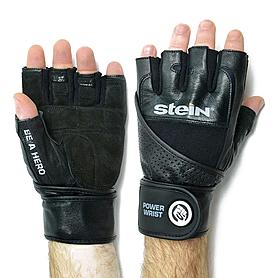 Перчатки спортивные Stein Lee GPW-2042 черные, размер XL