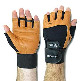 Перчатки спортивные Stein Larry GPW-2033 коричневые, размер XL